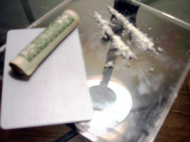 W narkotyki odproblemów