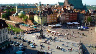 Warszawa: 4czerwca X Święto Dziękczynienia