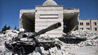 Mija 6rok wojny wSyrii. Zginęło 320 tys. osób