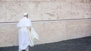 Franciszek: ewangelizacja tonie spokój, lecz udręki