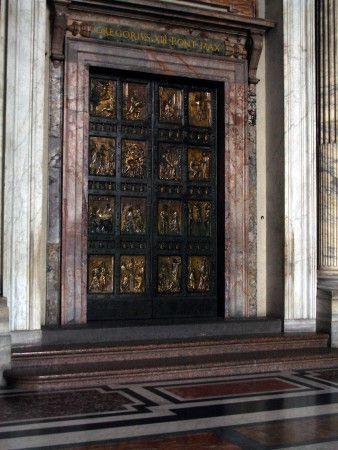 Holy-door