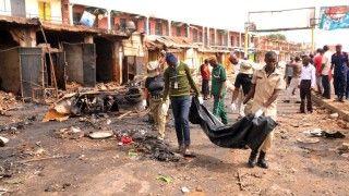 Nigeria: strzały wkościele, dziesiątki zabitych
