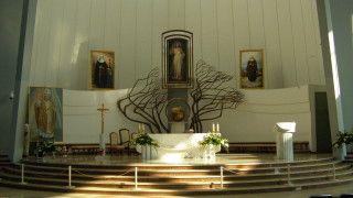 Rozmowa zkustoszem Sanktuarium Bożego Miłosierdzia