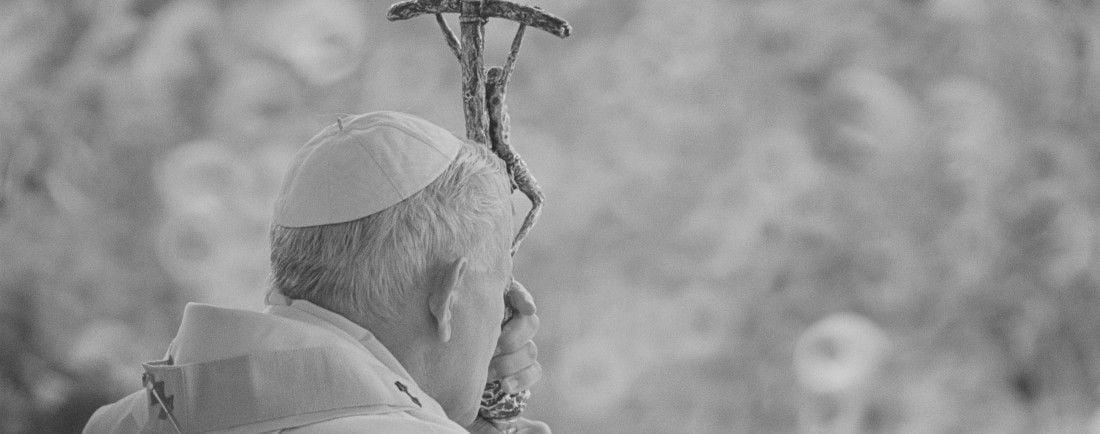 Chrześcijanin umawia się z boską drogą