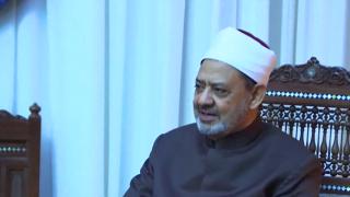 Papież spotkał się zwielkim imamem uniwersytetu Al-Azhar