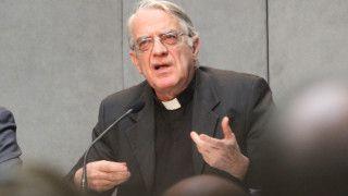 Rzecznik papieży doktorem honoris causa