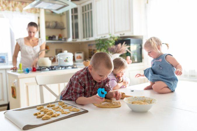 mama-dzieci-kuchnia