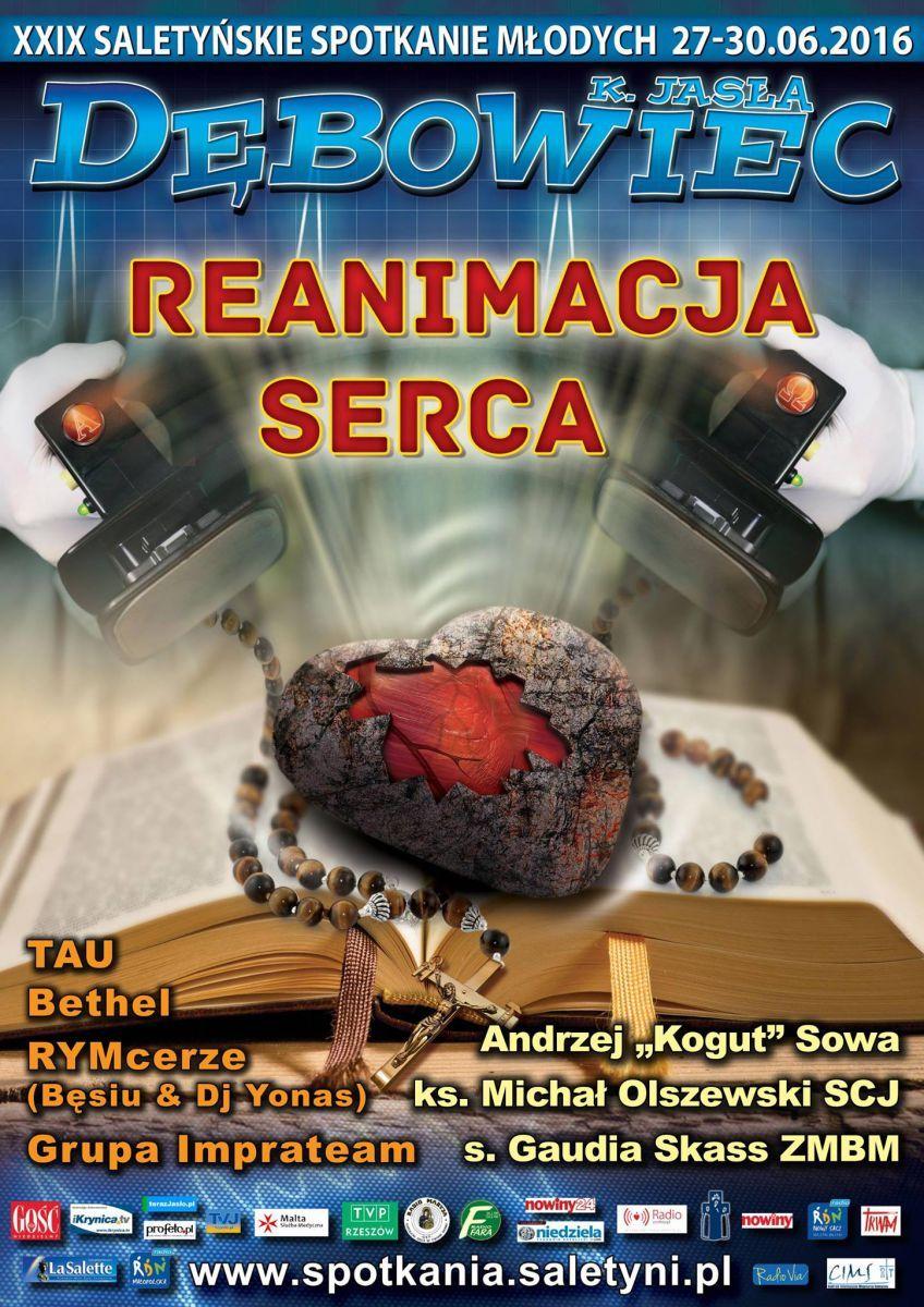plakat 29 MSSM Debowiec