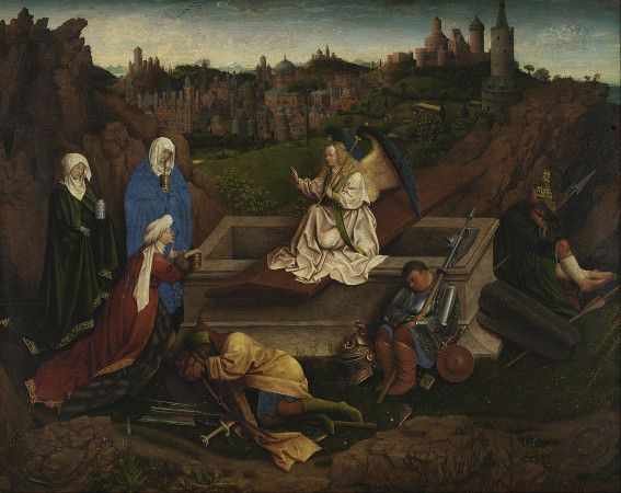 1134px-Hubert_van_Eyck_or_Jan_van_Eyck_or_both_-_The_Three_Marys_at_the_Tomb_-_Google_Art_Project