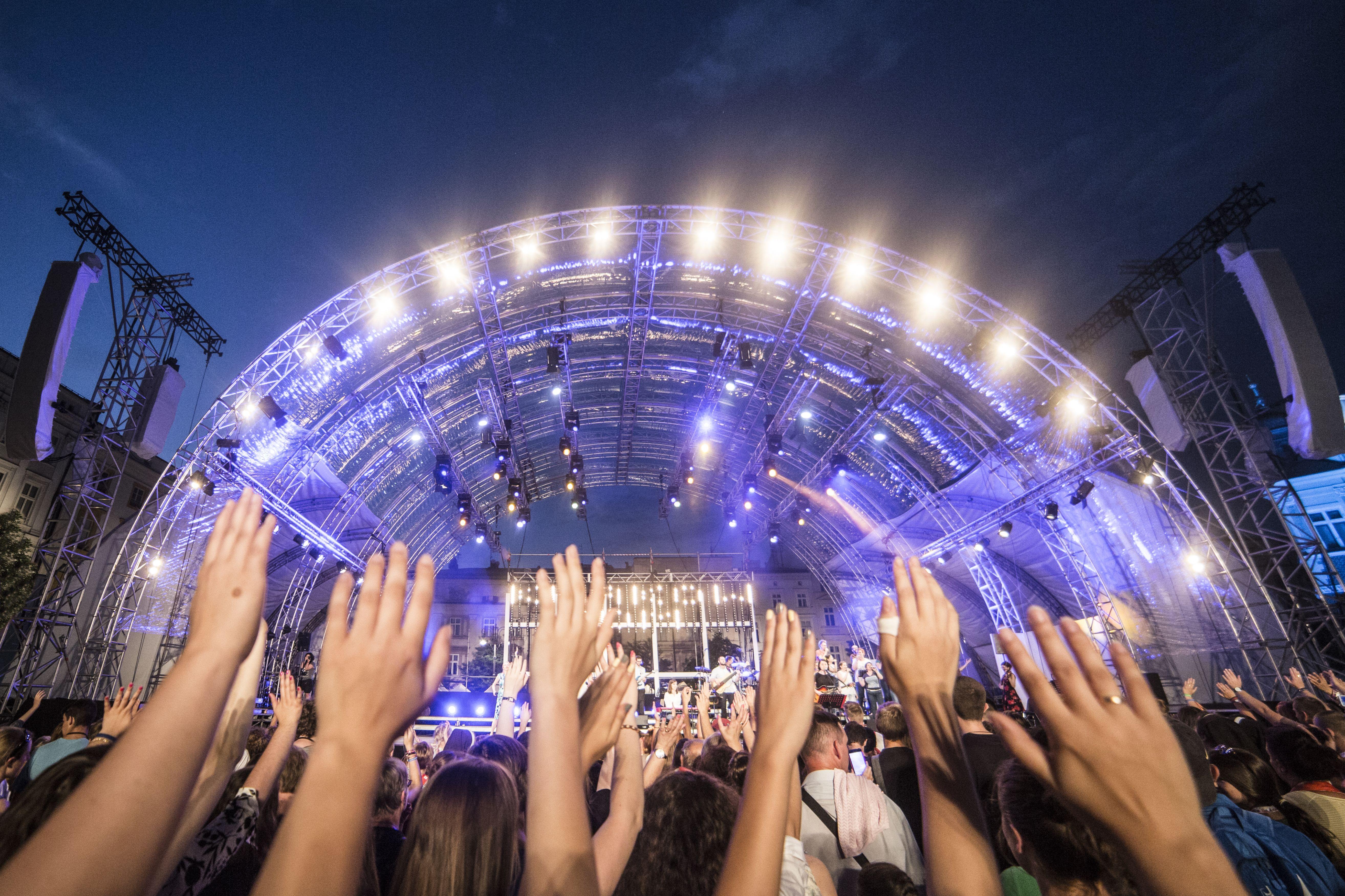ŚDM Mercy Festival