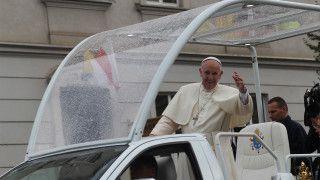 Franciszek: niech św.Józef obdarzy młodych zdolnością marzenia