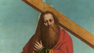 Św. Andrzej Apostoł. Brat papieża, pierwszy powołany