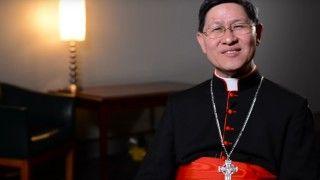 Kardynał Tagle zwizytą wPolsce
