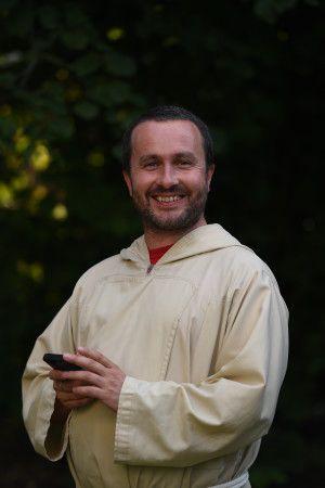 1. o. Benedykt Pączka, kapucyn. Foto Sławomir_Dynek CogitoMedia