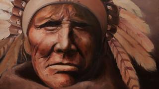 USA: Indianin wdrodze naołtarze