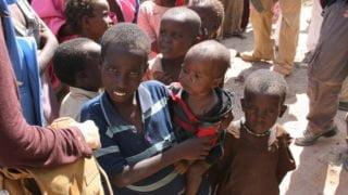 Somalia: epidemia cholery, szczególnie zagrożone dzieci
