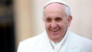 Homilia Papieża: zJej ramion przyjdzie nadzieja ipokój