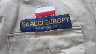 Co 10 Skaut Europy to Polak