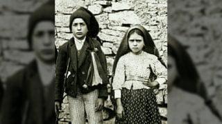 Kanonizacja Franciszka iHiacynty 13 maja wFatimie
