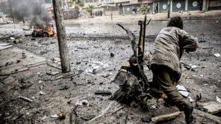 Syria: katolicy zpomocą medyczną nafroncie
