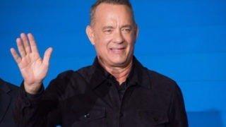 Tom Hanks dziękuje Polakom zamalucha [WIDEO]