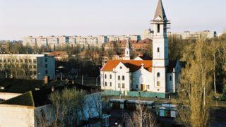 Nowy kościół naBiałorusi