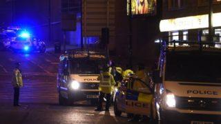 Modlitwa zaofiary zamachu wManchesterze