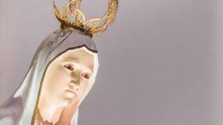 Maryja zFatimy jest naszą Matką