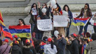 Wenezuela naprogu wojny domowej