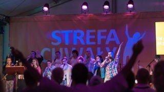 Strefa Chwały Festiwal. Rekolekcje, muzyka, ludzie.