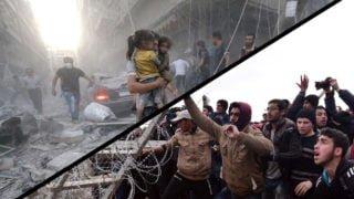 Nie ma podziału wKościele wsprawie uchodźców