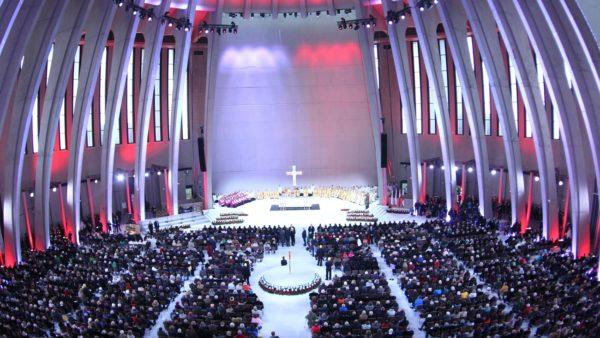 Diecezjalny Dzień Młodzieży wWarszawie [TRANSMISJA LIVE]
