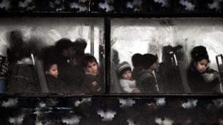Uchodźca, imigrant, człowiek, pomoc