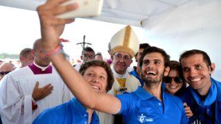 Modlitwa papieża zamłodych [TEKST]