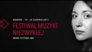 Kraków: pierwszy Festiwal Muzyki Niezwykłej