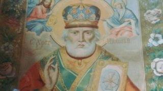 Rosja: św.Mikołaj jednoczy Wschód zZachodem