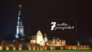 7modlitw jasnogórskich