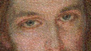 """#rokpośdm: Obraz """"Jezu ufam Tobie"""" znadesłanych selfie"""