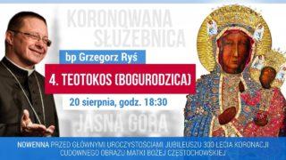 Nowenna Jasnogórska. Dzień 4. – Bogurodzica