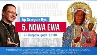 Nowenna Jasnogórska. Dzień 5. – Nowa Ewa