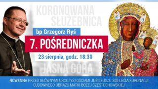 Nowenna Jasnogórska. Dzień 7. – Pośredniczka
