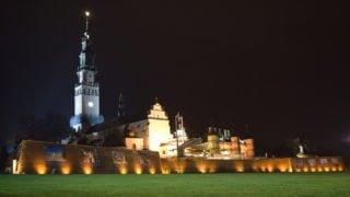 Polscy biskupi narekolekcjach wCzęstochowie