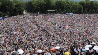 200 pieszych pielgrzymek wdrodze naJasną Górę