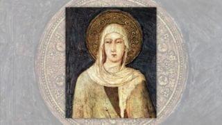 Św. Klara zAsyżu. Średniowieczna patronka telewizji