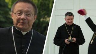 BpRyś wŁodzi, BpKamiński wdiecezji warszawsko-praskiej
