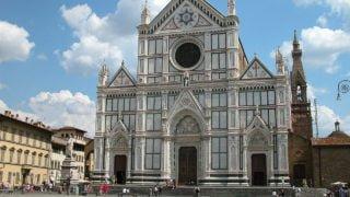 Florencja: tragiczna śmierć turysty wbazylice Santa Croce