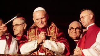 39 lat temu kardynał Wojtyła został papieżem