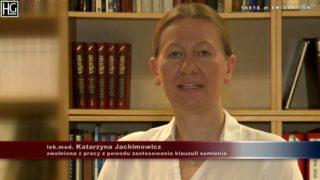 Norweski sąd: polska lekarka ma wrócić dopracy