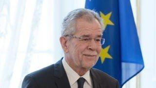 Watykan: papież przyjął prezydenta Austrii