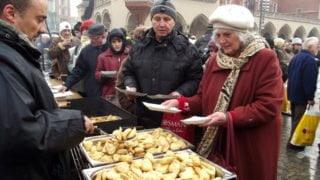 Kraków: wniedzielę największa wPolsce Wigilia dla potrzebujących